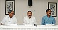 "Dr. Jitendra Singh holding a ""stress relief"" and rejuvenating program.jpg"
