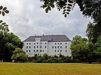 Dragsholm Castle - Image: Dragsholm (Sjælland)