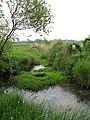 Drain beside Moy's drainage mill - geograph.org.uk - 813043.jpg