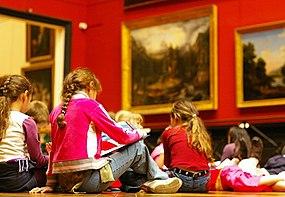 Drawing Lessons in St Augustin Museum - Flickr - AlphaTangoBravo - Adam Baker.jpg