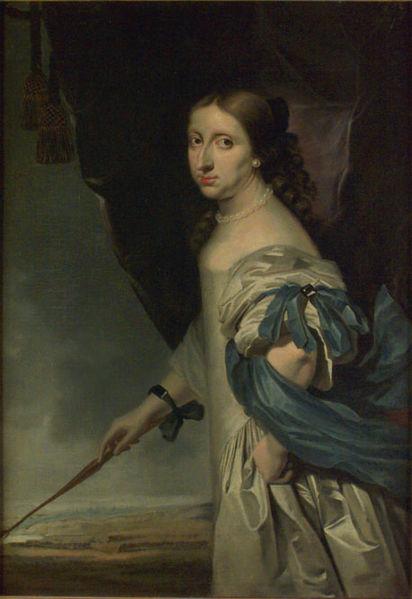 File:Drottning Kristina (1661) av Abraham Wuchters.jpg