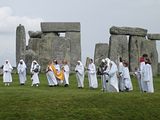 Druidry (modern) Modern spiritual or religious movement that promotes connection and reverence for the natural world