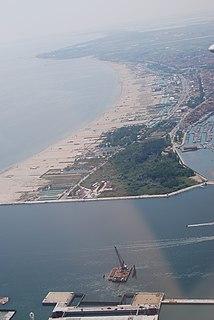 Sottomarina Frazione in Veneto, Italy