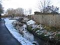 Ducks on Bitham Brook - geograph.org.uk - 130148.jpg