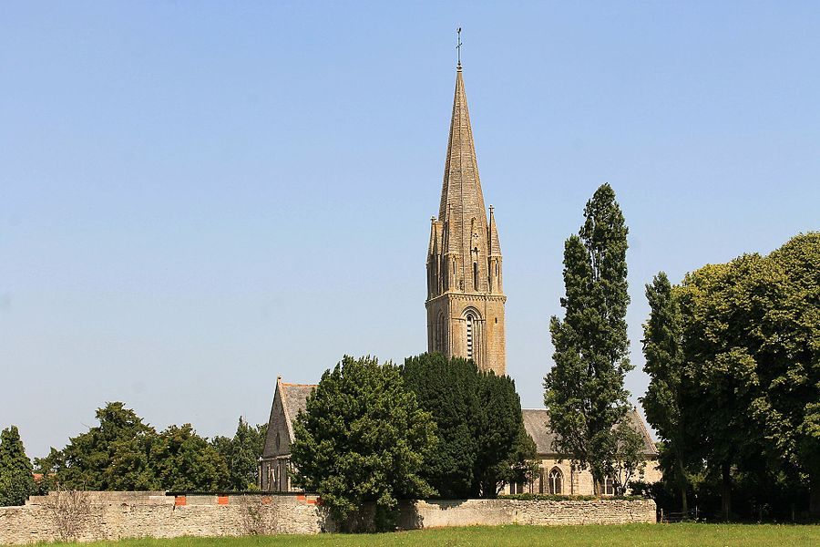Église Sainte-Marguerite de Ducy-Sainte-Marguerite (Calvados)