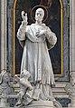 Duomo (Padua) - cappella di San Lorenzo Giustiniani - Statua di Lorenzo Giustiniani.jpg