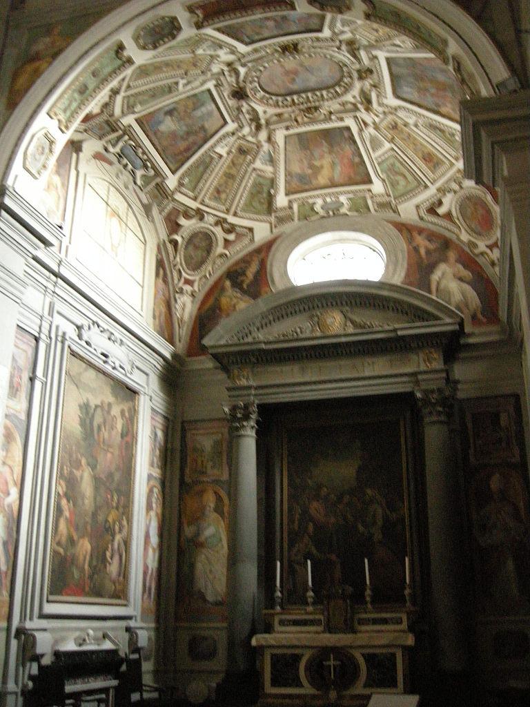 File Duomo Di Volterra Interno 09 Jpg Wikimedia Commons