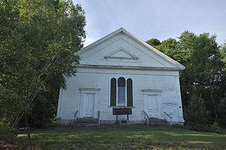 West Durham Methodist Church United States historic place