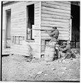 Dutch Gap, Virginia. Picket station of Colored troops near Dutch Gap canal LOC cwpb.01929.tif