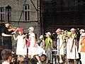Dzieci w Brodą w Sanoku 5 7 2009.JPG
