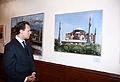 Eπίσκεψη ΑΝΥΠΕΞ κ.Δ.Δρούτσα στην έκθεση ζωγραφικής¨Ιχνηλατώντας την Κωσταντινούπολη¨. (4949738306).jpg