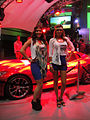 E3 Expo 2012 - Microsoft booth - Forza Horizon girls (7640586370).jpg