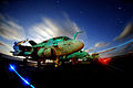 EA-6B Prowler on USS John C. Stennis at night.jpg