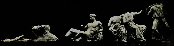 EB1911 Greek Art - East Pediment of the Parthenon (left).jpg