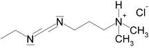 Struktur von EDC-Hydrochlorid
