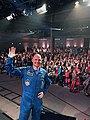 ESA astronaut Alexander Gerst at re-publica conference 2015 ESA15388618.jpeg