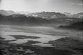 ETH-BIB-Chiemsee, dahinter die Alpen-Weitere-LBS MH02-33-0031.tif
