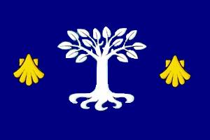 Bandeira de A Pobra do Caramiñal