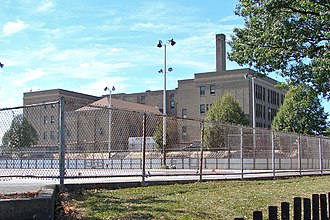 National Register of Historic Places listings in Northeast Philadelphia - Image: E Allen School Philly