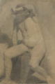 Eakins - Nude man seated.png