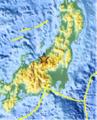 Earthquake Magnitude 5.1 NEAR WEST COAST OF HONSHU, JAPAN small.png