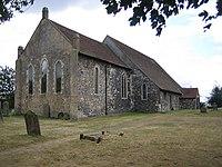 East Tilbury, St Catherine's Church - geograph.org.uk - 218457.jpg