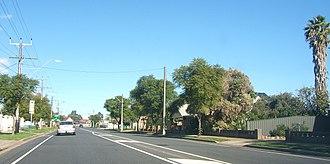 Beverley, South Australia - East Avenue, Beverley