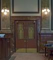 East courtroom entry door, Birch Bayh Federal Building, Indianapolis, Indiana LCCN2010719399.tif