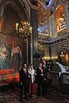 Easter service in the Cathedral of Christ the Saviour in Moscow, Russia, 2016-05-01 (05).jpg