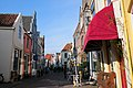 Eastside of the famous Deventer Walstreet at staurday 14 Februari 2015 - panoramio.jpg