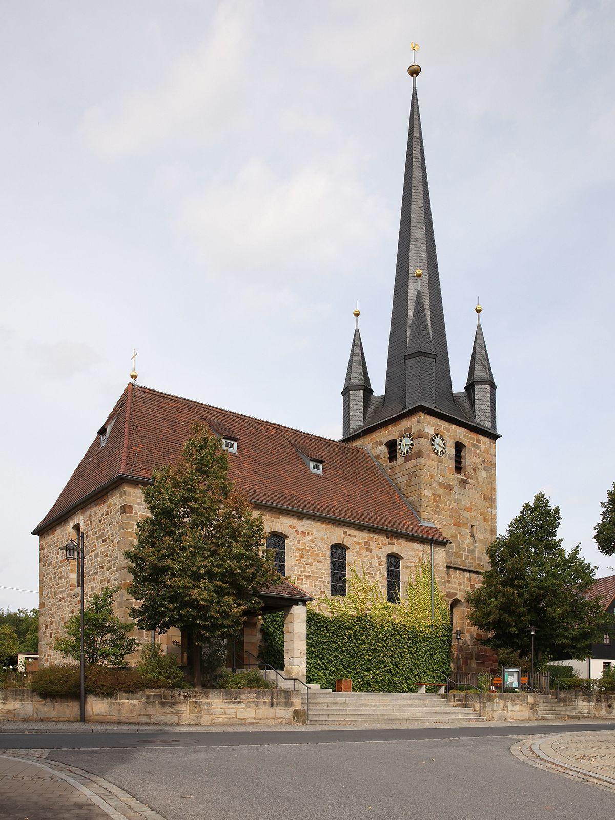 St Laurentius Ebersdorf Bei Coburg Wikipedia