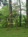 Echelle dans le parc a chateaubourg - panoramio.jpg