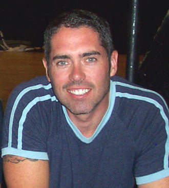 Barenaked Ladies - Co-founder Ed Robertson in 2005