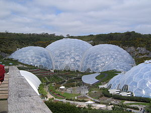 Eden Project - Image: Eden project