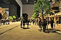 Edo-Tokyo Museum - 'Ginza Bricktown' model - detail 03 (15586174477).jpg