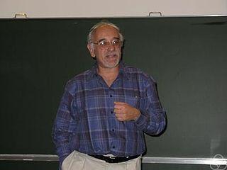 Eduardo D. Sontag Argentina-born American mathematician