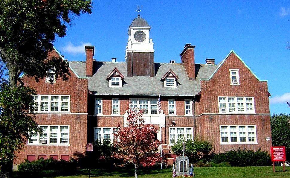 Edward B Newton School Winthrop MA 01