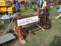 Eersteling Ambachten dag 2013, very old Wood Lathes pic2.JPG