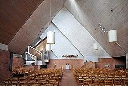 Effretikon - Reformierte Kirche Effretikon, Rebbuckstrasse - Innenansicht 2011-09-07 18-19-24 ShiftN.jpg