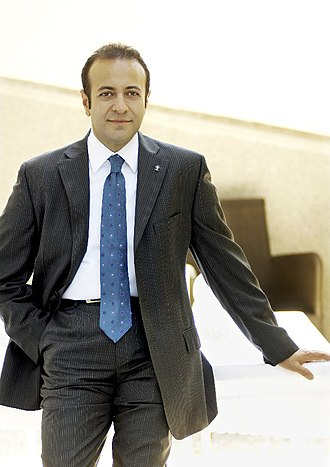 Minister of European Union Affairs (Turkey) - Image: Egemen bagis photo