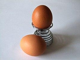 Состав белка и желтка куриного яйца