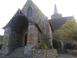 Breteil - The church of Breteil