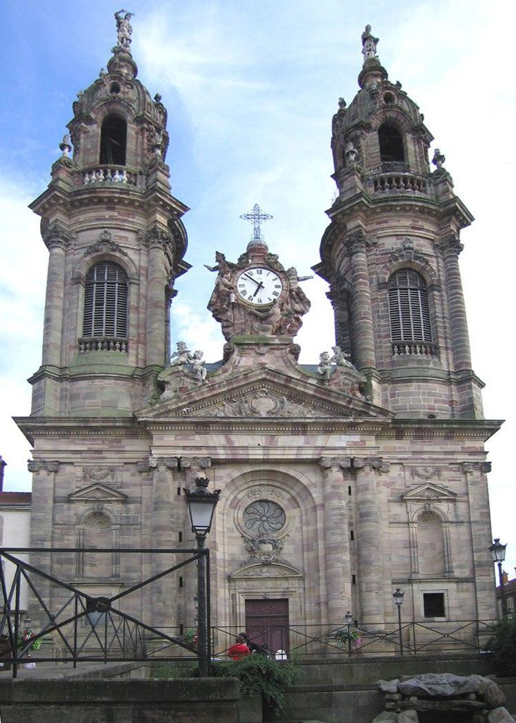 Eglise Saint Jacques Lunéville
