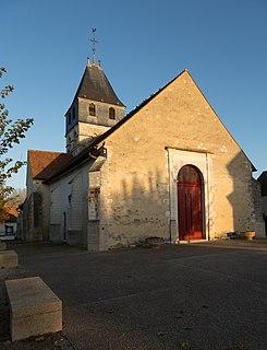 Savières Commune in Grand Est, France