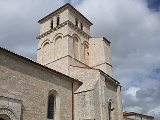 Archingeay - Church of Saint Martin