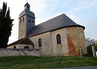 Eglise d'Argelos (Pyrénées-Atlantiques) vue 3.JPG