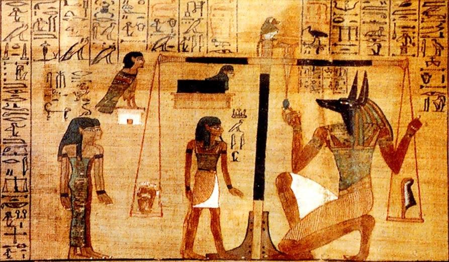 Egypt dauingevekten