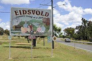 Eidsvold, Queensland Town in Queensland, Australia