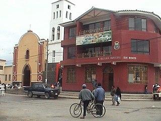 San Benito, Cochabamba Town in Cochabamba Department, Bolivia