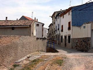 El Villar de Arnedo Municipality in La Rioja, Spain
